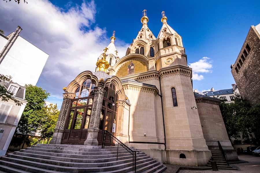Cathedrale saint alexandre nevsky