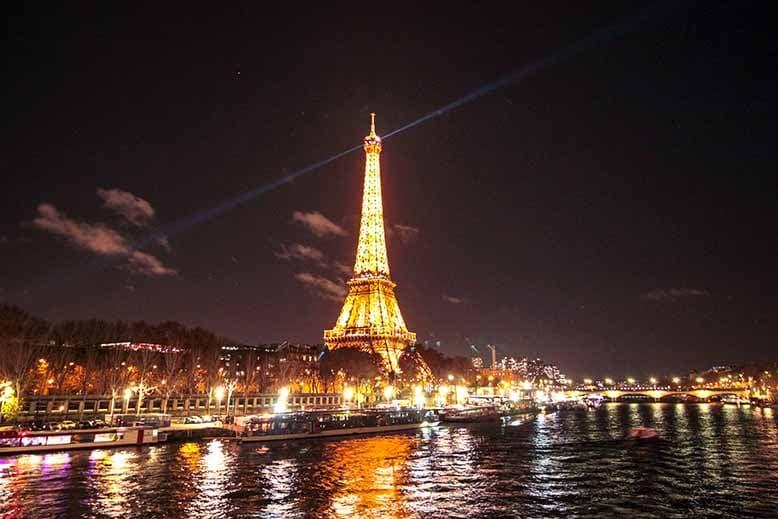 Le big five parisien