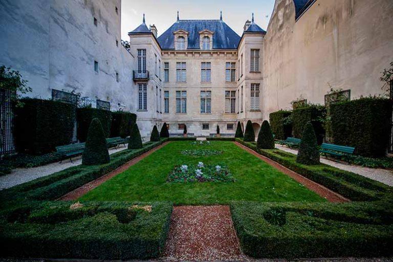 jardin Lazare Rachline musée cognac jay marais