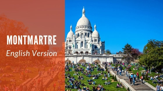 Ebook travel guide to visit Montmartre PDF