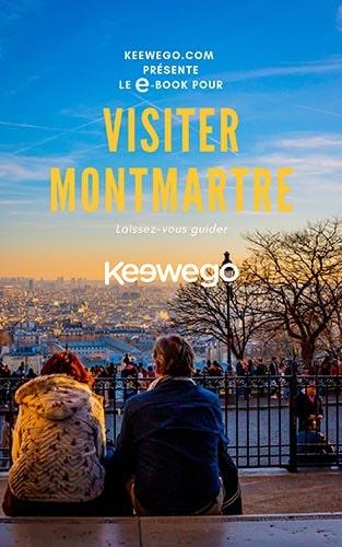 ebook pour visiter Montmartre Page 1