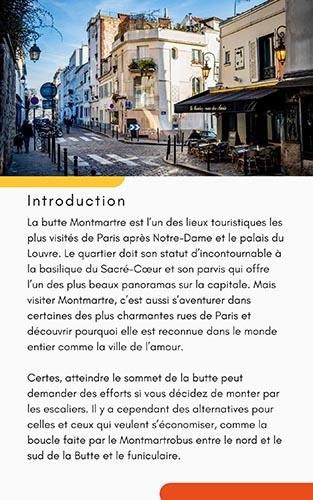 ebook pour visiter Montmartre Page 3