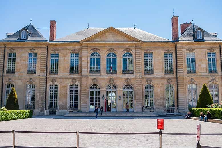 Musée Rodin entrée principale