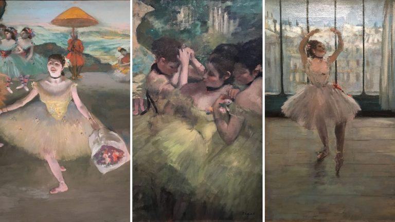 Exposition Temporaire Degas à L'opéra au musée d'Orsay