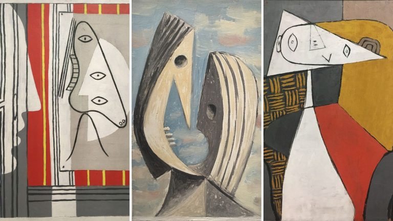 Exposition temporaire Picasso Tableaux Magiques au musée Picasso